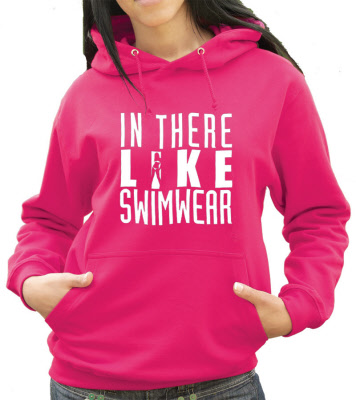 in there like swimwear hoody