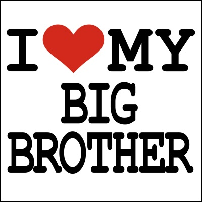 i love my big brother t shirt