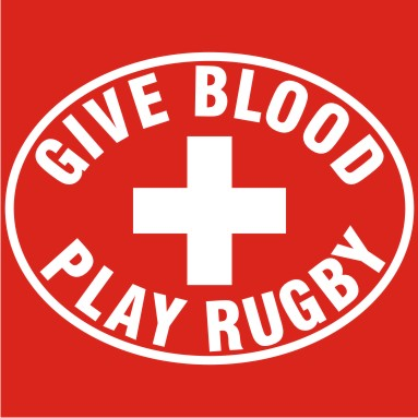 fec503f7 Give Blood - Play Rugby | PC562