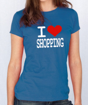 956ce8e5 I Love Shopping - Lady Skinny Fit